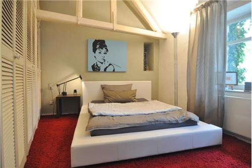 Schlafbereich Querhaus