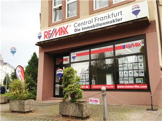 Office of REMAX Central in Frankfurt - Frankfurt am Main