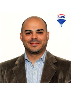 Diego Barrozo - RE/MAX Solutions