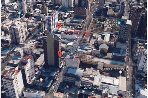 74 21 M Apartamento Con Terraza Venta 3 Dormitorios Located At Mitre 600 Quilmes Gran Buenos Aires Zona Sur Argentina