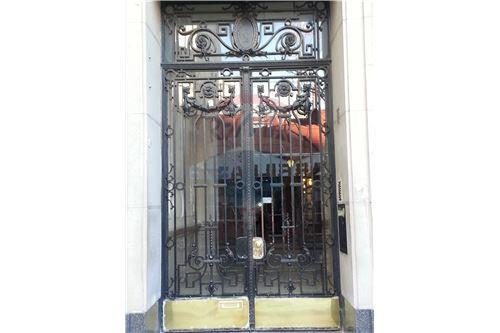 puerta de entrada externa