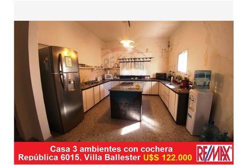 Casas en venta en Villa Ballester