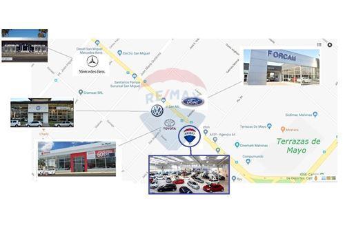 Comercio Tienda Venta Located At 4149 Ruta 8 A Illia Ex J Uriburu San Miguel Gran Buenos Aires Zona Norte Argentina