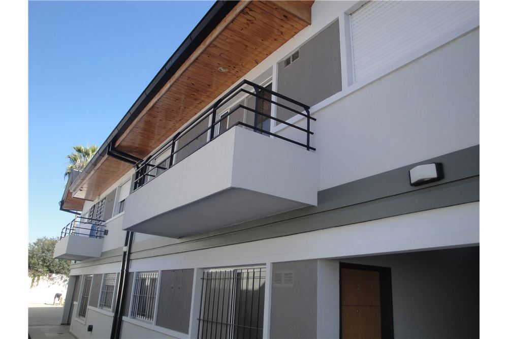 60 Sqm Apartment With Roof For Sale 1 Bedrooms Located At Suipacha Lobos Provincia De Buenos Aires Argentina