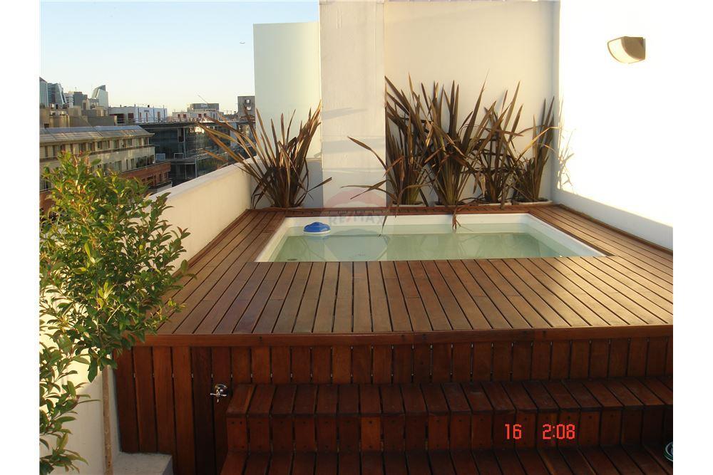 Apartamento Con Terraza En Alquiler Con Un área Construida De 160 M 1 Dormitorios Ubicado A En Juana Manso 1100 Puerto Madero Capital Federal