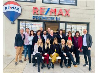 Office of RE/MAX Premium III - Villa Devoto