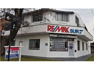 Office of RE/MAX Sur - Bernal