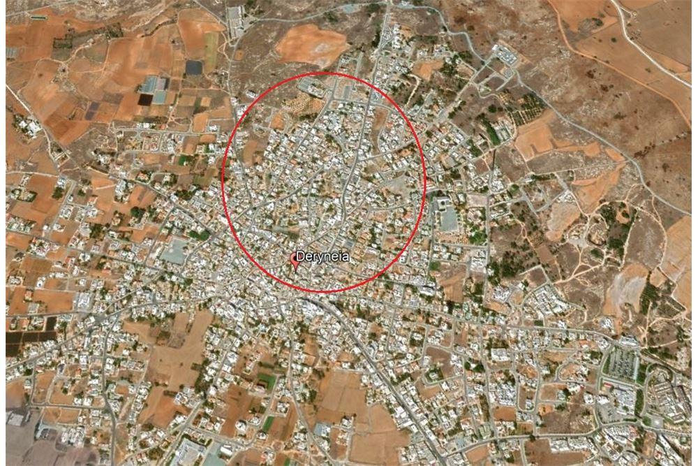 Građevinsko Zemljiste Za Prodaju Deryneia Famagusta 480041015
