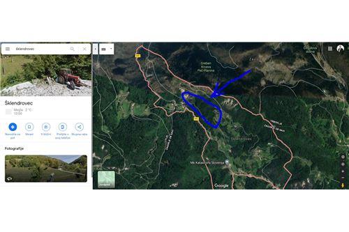 Nezazidljivo zemljišče - Prodamo - Zagorje ob Savi, Zasavje - 8 - 490281015-390
