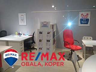 Office of RE/MAX Obala - Koper