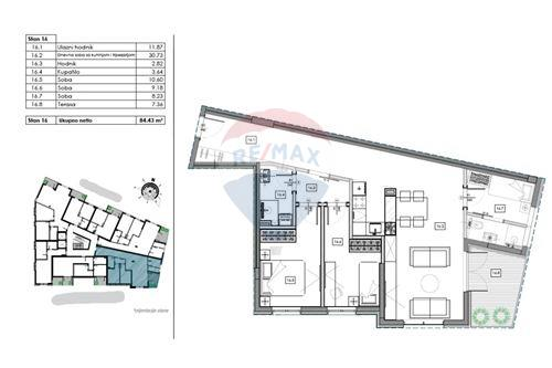 Lägenhet - Till salu - Beograd  - 17 - 500021006-62