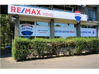 OfficeOf RE/MAX Infinity - Wolf Development, Reg. No 1051 - Beograd