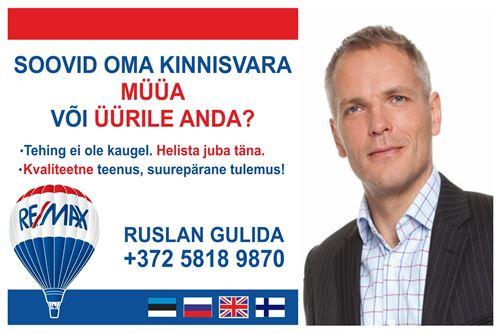 Eramu - Üürile anda - Viimsi vald, Eesti - 132 - 520021017-230