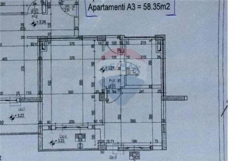 58 SqM Condo/Apartment For Sale, 1 Bedrooms located at Hamallaj - Hamallaj  - Gjiri i Lalzit, Albania | Albania