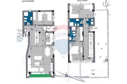 176 SqM Villa For Sale, 3 Bedrooms located at Hamallaj - Hamallaj - Gjiri i  Lalzit, Albania | Albania