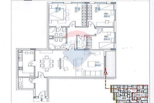 Apartament - Në Shitje - Liqeni i Thatë, Shqipëri - 6 - 530191006-460