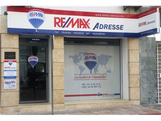 OfficeOf RE/MAX ADRESSE - Casablanca