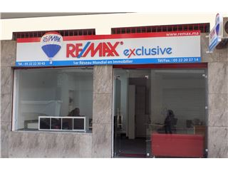 OfficeOf RE/MAX Exclusive - Casablanca