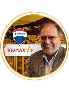Bróker/Owner - Rodolfo Mendoza Cardenas - RE/MAX VIP