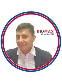 Agente Inmobiliario - Sebastián Silva Serna - RE/MAX Alliance
