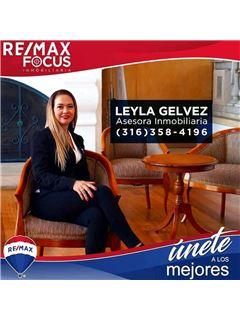 Agente Inmobiliario - Leyla Gelvez Delgado - RE/MAX Focus