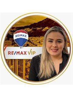 Agente Inmobiliario - Laura Patricia García Páez - RE/MAX VIP