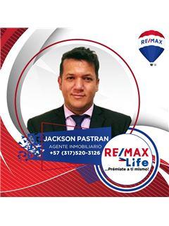 Agente Inmobiliario - Jackson Abdon Pastran Ramírez - RE/MAX Life