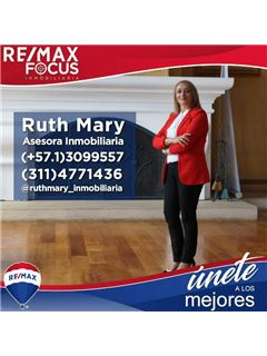 Agente Inmobiliario - Ruth Mary Hernandez Ramirez - RE/MAX Focus