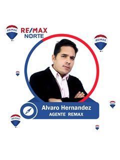 Agente Inmobiliario - Alvaro Jose Hernandez Lugo - RE/MAX Norte
