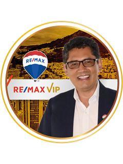 Agente Inmobiliario - Saulo Francisco Guaqueta Buitrago - RE/MAX VIP
