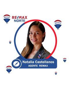 Agente Inmobiliario - Natalia Castellanos Romero - RE/MAX Norte