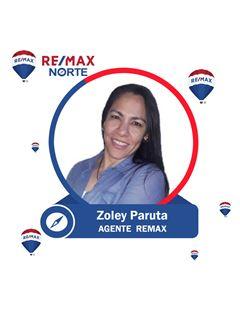 Agente Inmobiliario - Zoley del Valle Paruta Pinto - RE/MAX Norte