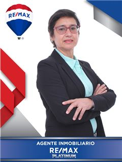 Agente Inmobiliario - Gloria Eugenia Jimenez Ramirez - RE/MAX Platinum