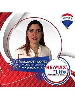 Agente Inmobiliario - Belzady Victoria Flores De Espinosa - RE/MAX Life
