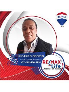 Agente Inmobiliario - Ricardo Javier Osorio - RE/MAX Life