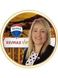 Agente Inmobiliario - Ana Vicena Carrero Cordero - RE/MAX VIP