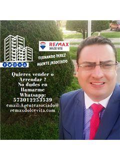 Agente Inmobiliario - José Fernando Perez Celis - RE/MAX Propiedades