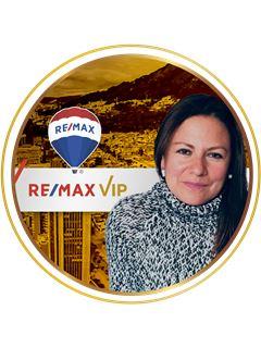 Agente Inmobiliario - Liliana Victoria Martínez Garzón - RE/MAX VIP