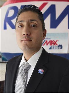 Agente Inmobiliario - Luis Fernando Villegas Sanchez - RE/MAX Elite