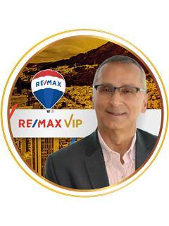 Agente Inmobiliario - Jesus Ernesto Gómez Tapias - RE/MAX VIP
