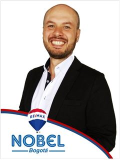 Bróker/Owner - German Alberto Tellez Gonzalez - RE/MAX Nobel