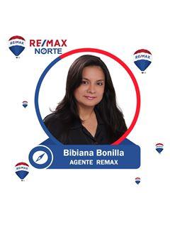 Agente Inmobiliario - Bibiana Patricia Bonilla Quintero - RE/MAX Norte