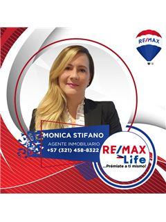 Agente Inmobiliario - Monica Tina Stifano Russo - RE/MAX Life