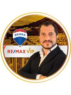 Agente Inmobiliario - Nicolás Romero Torres - RE/MAX VIP