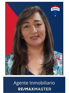営業 (試用期間中) - Luz Marina Velandia Daza - RE/MAX Master