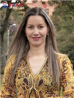 Agente Inmobiliario - Andrea Fernanda Cabrera Toledo - RE/MAX Advantage