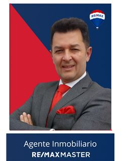 Agente Inmobiliario - Luis Felipe Reyes Reyes - RE/MAX Master