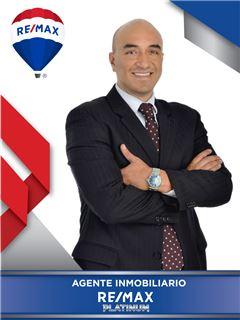 Agente Inmobiliario - Eduardo Alfonso Gomez Penagos - RE/MAX Platinum