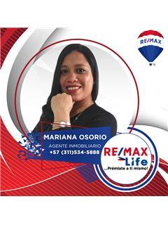 Agente Inmobiliario - Marianna Alejandra Osorio Montiel - RE/MAX Life