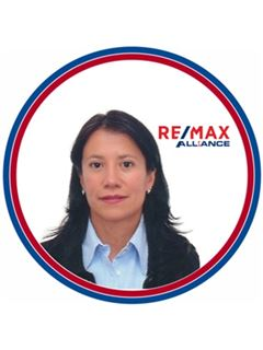 Agente Inmobiliario - Liz Yaneth Medina Silva - RE/MAX Alliance